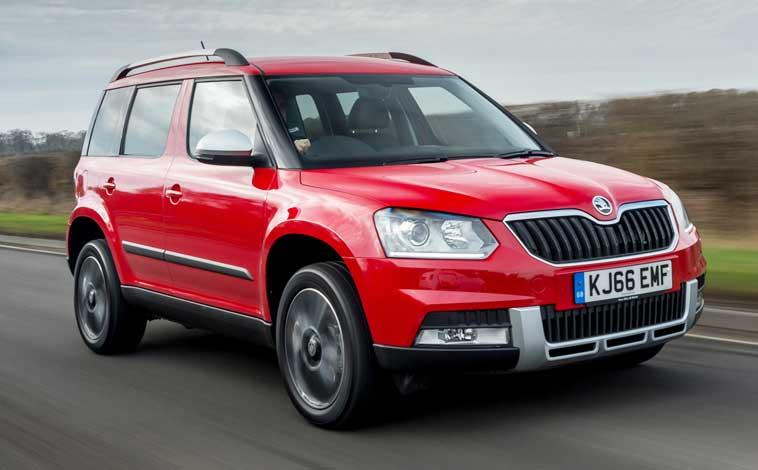skoda goes on a yeti drive. Black Bedroom Furniture Sets. Home Design Ideas
