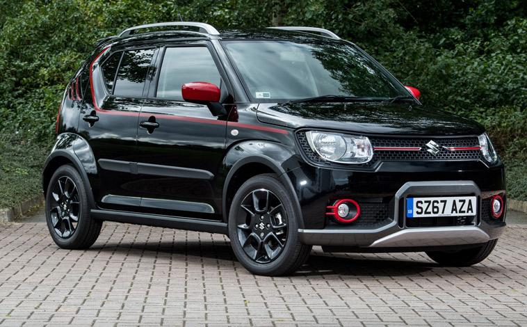 Suzuki Ignis adventure
