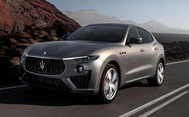 Maserati Levante Vulcano-