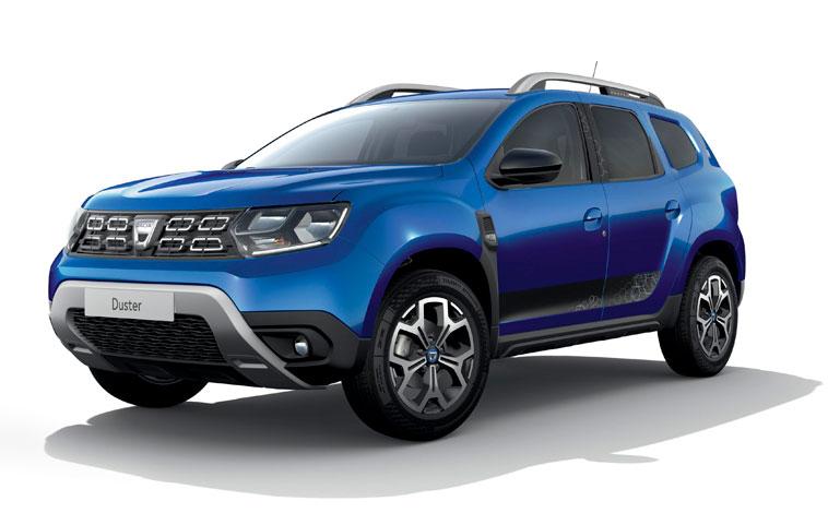 Dacia Duster SE Twent