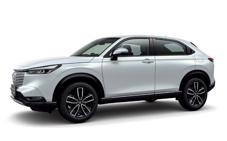Honda hybrid HR-V
