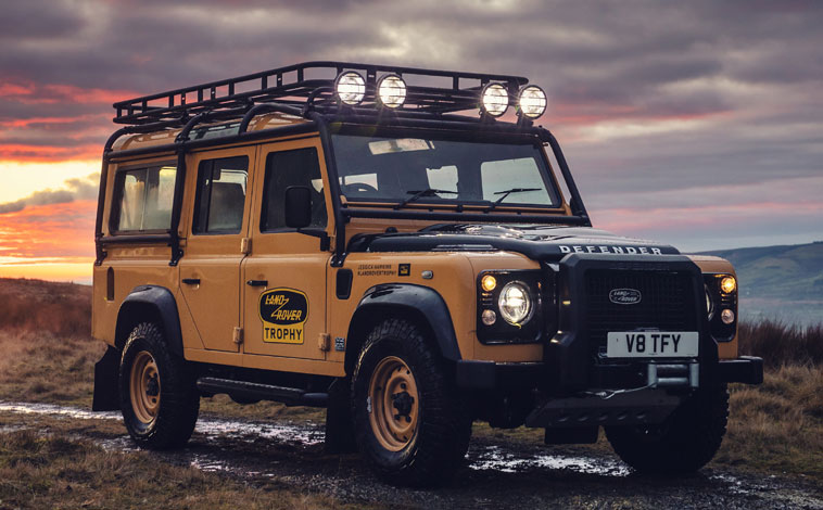 Land Rover Defender Trophy Classic