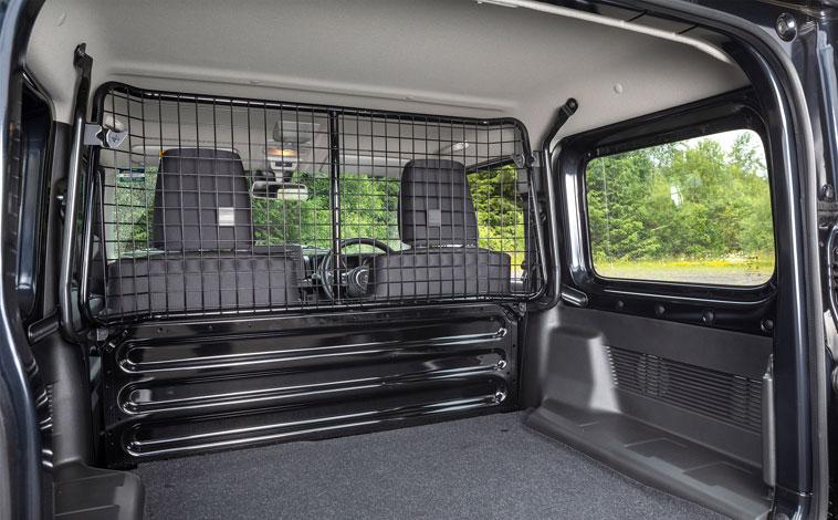 Suzuki Jimny Commercial storage