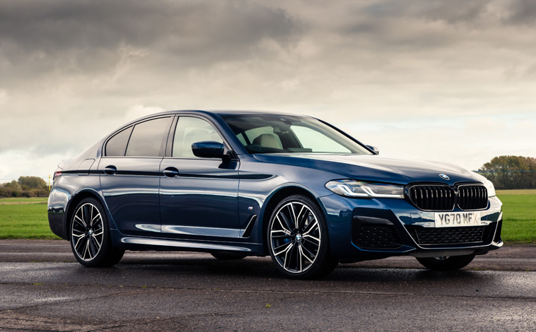 BMW 530e