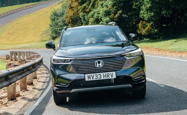 Honda HR-Ve HEV