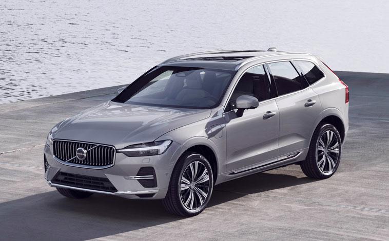 Volvo Recharge XC60